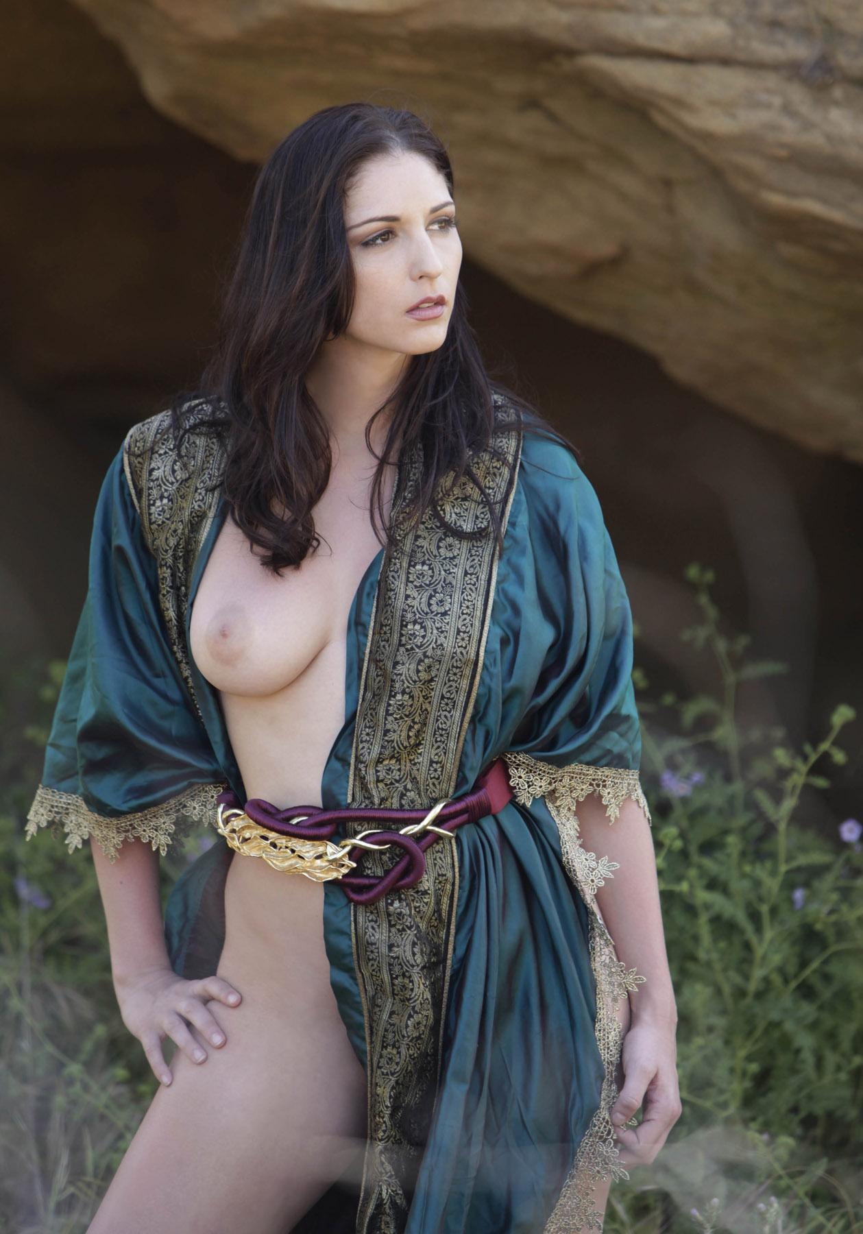 Bare maidens seems good