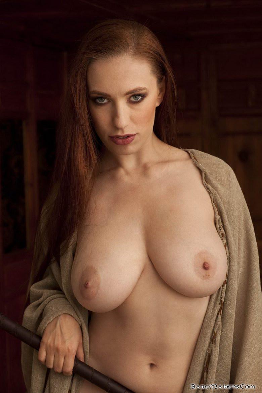 Big White Tits Porn-7734