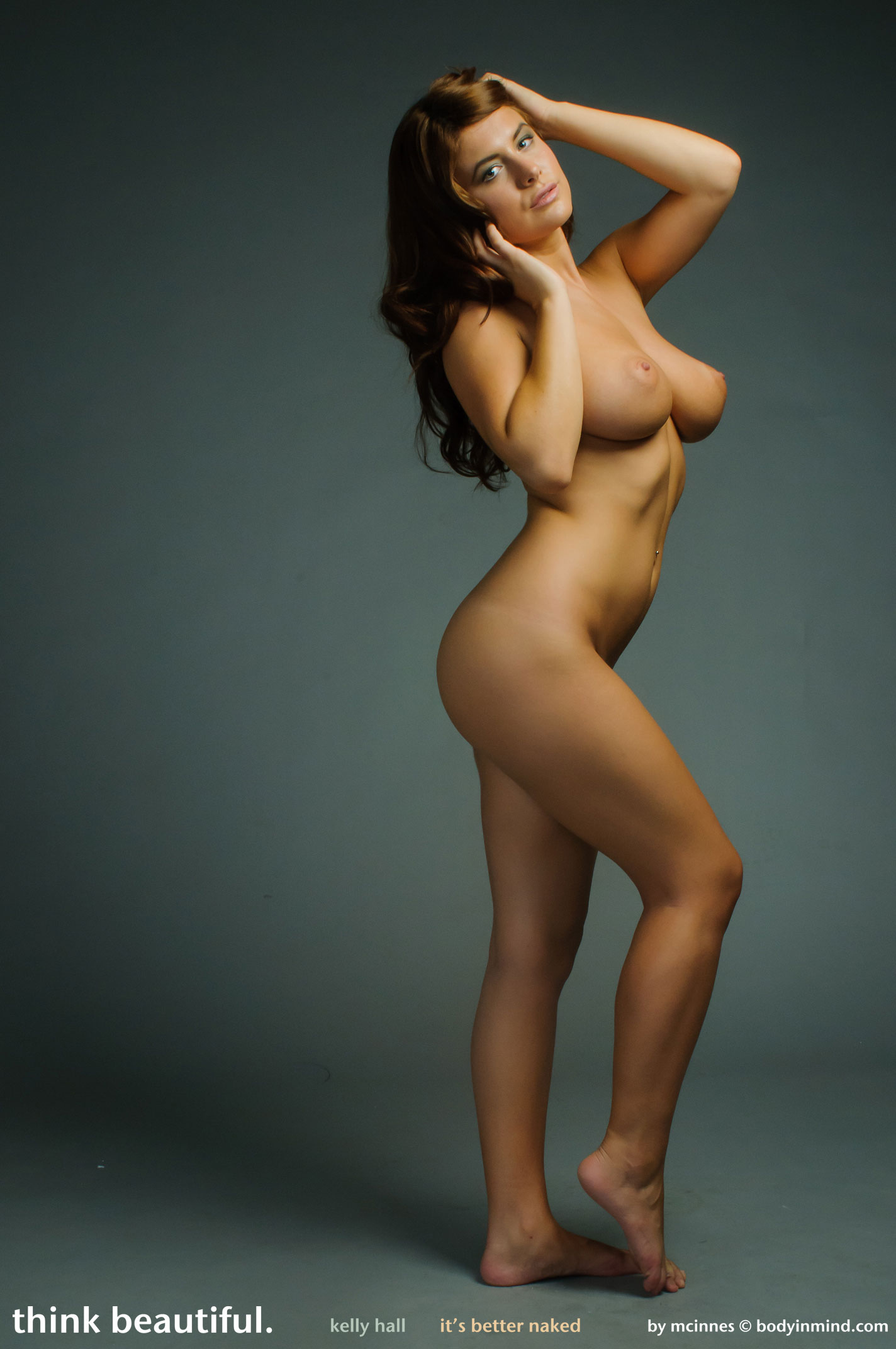 kelly from the game naked