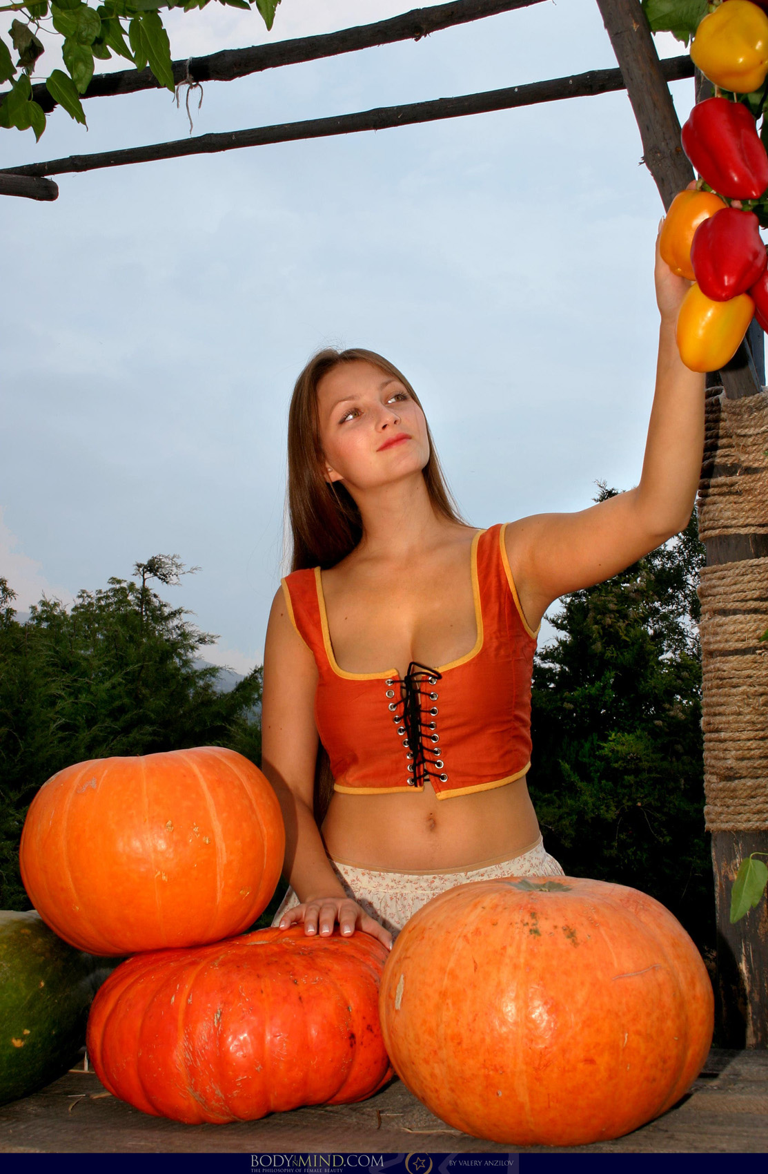 Marina Has Fantastic Pumpkins