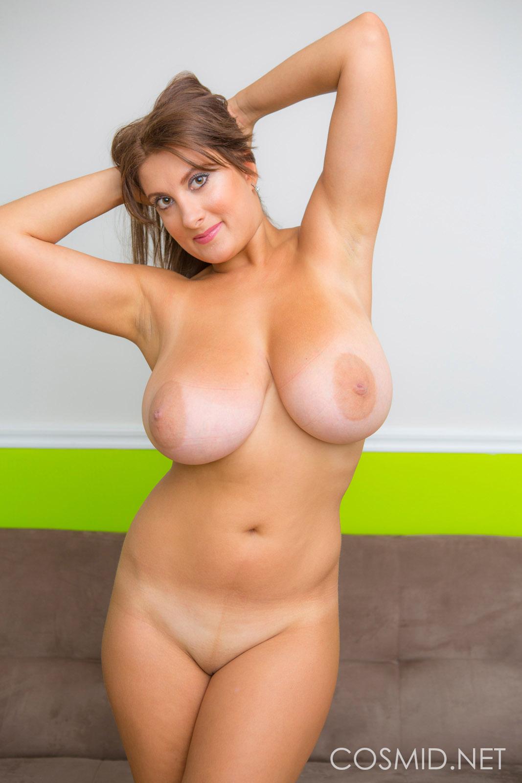 Busty curvy