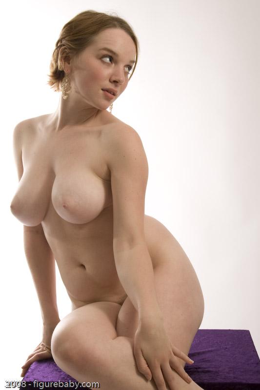 banged blonde getting