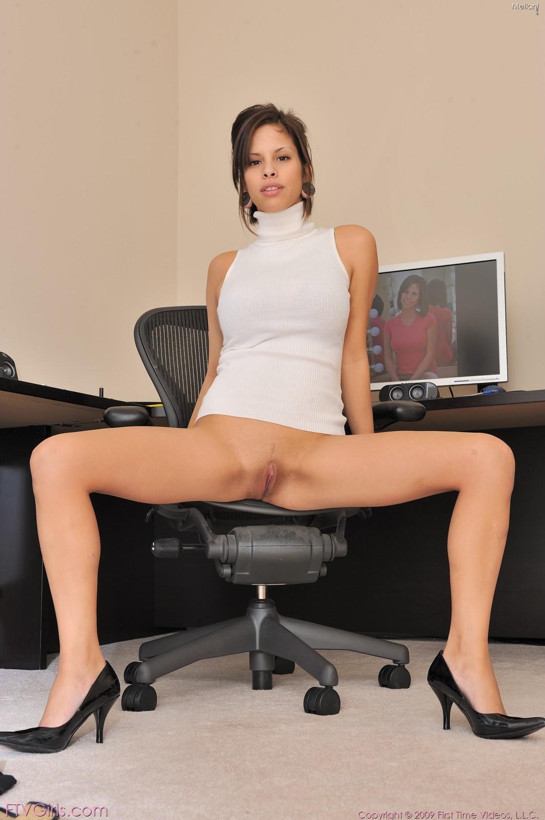 secretary Ftv girl