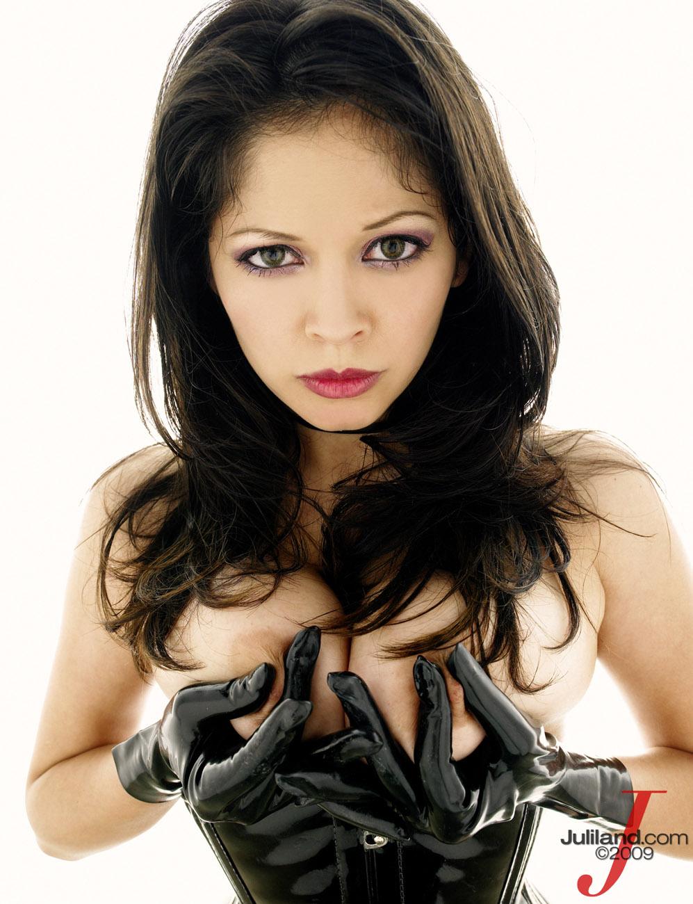 erotic latex photo