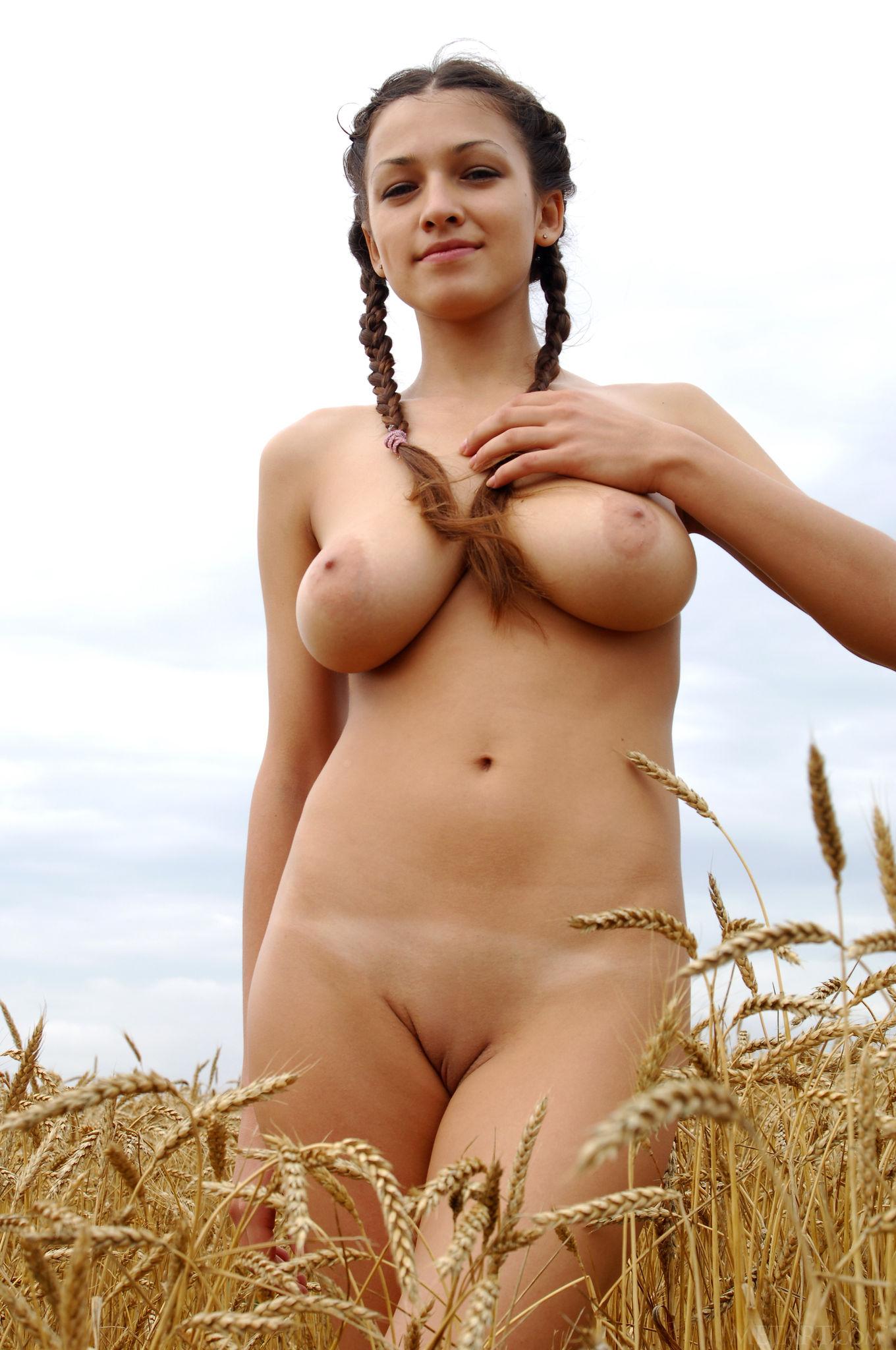 Фото голых пышногрудых женщин 1 фотография