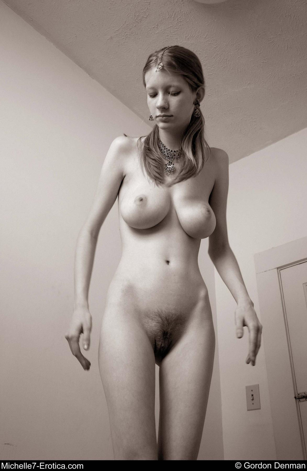 Valentine Bathroom Pleasure For Michelle  Curvy Erotic-5200