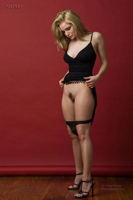 Liz Ashley Black Dress for Morey Studio - Curvy Erotic
