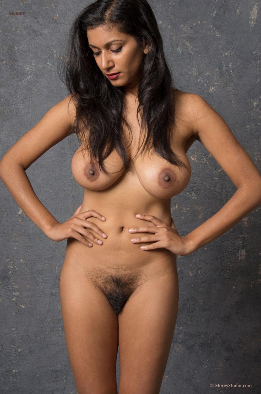 image Sexy hawaiian babe w big tits in little thong