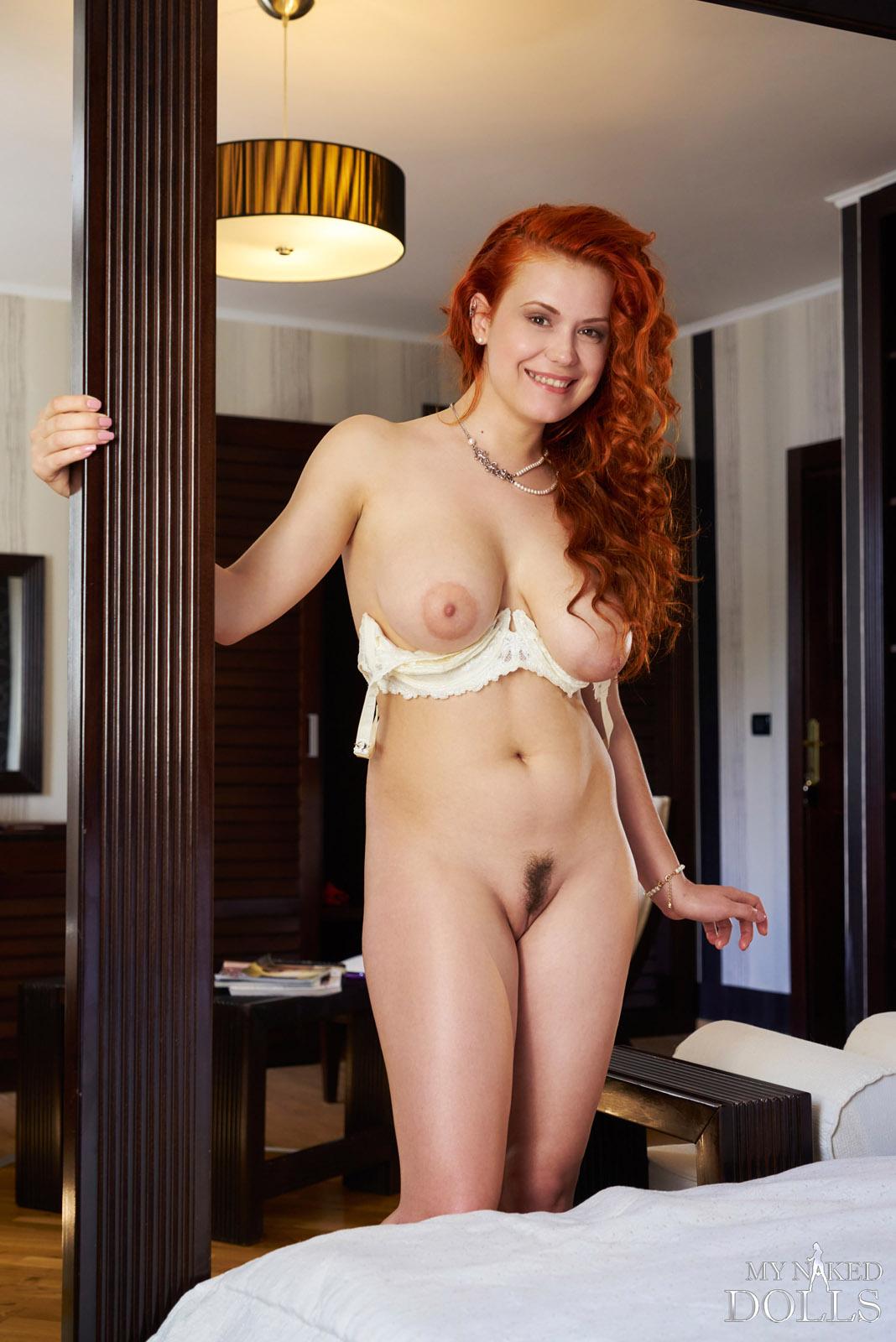 Eva e naked bedroom metart 07 RedBust