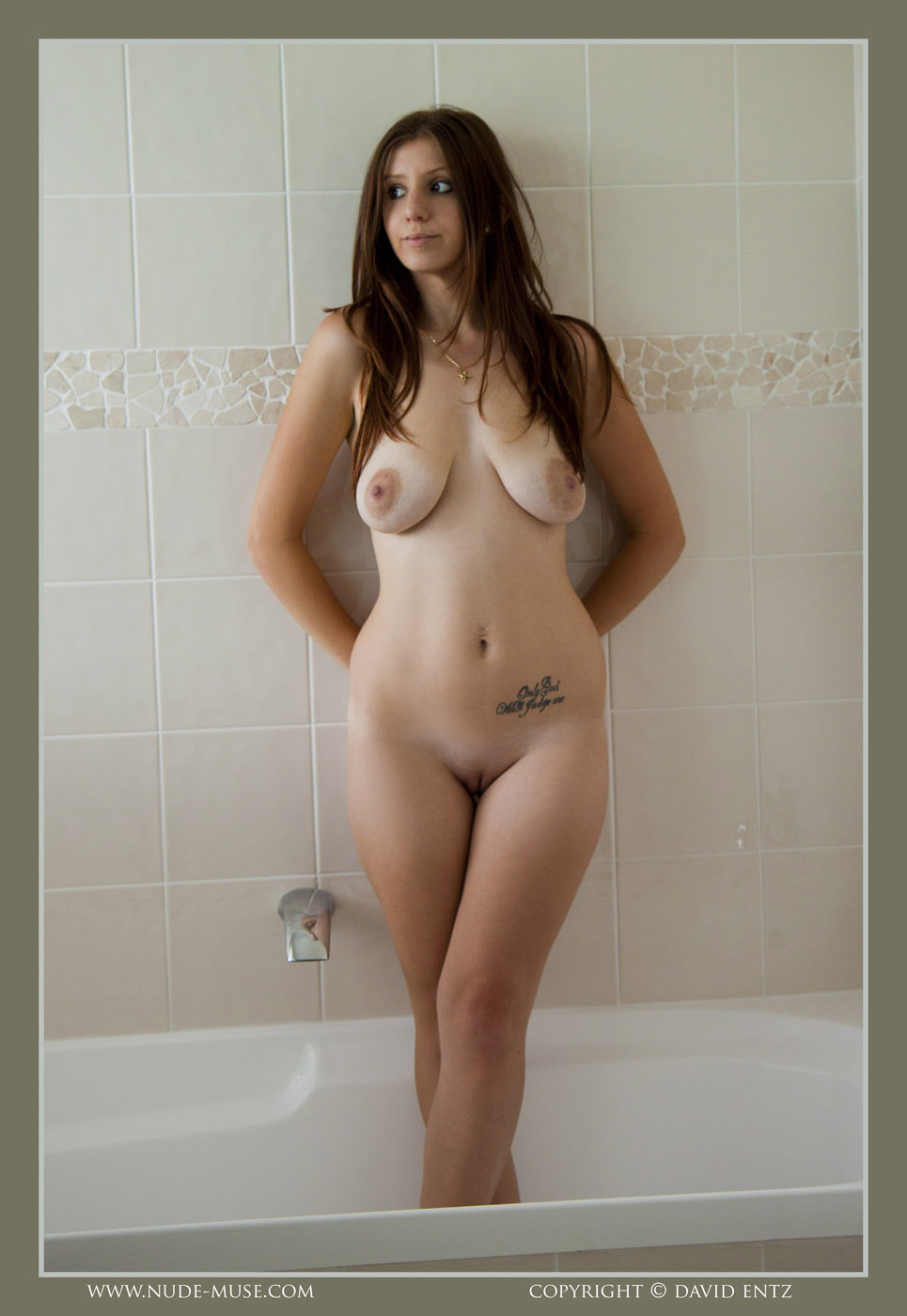 Nude muse Annabel