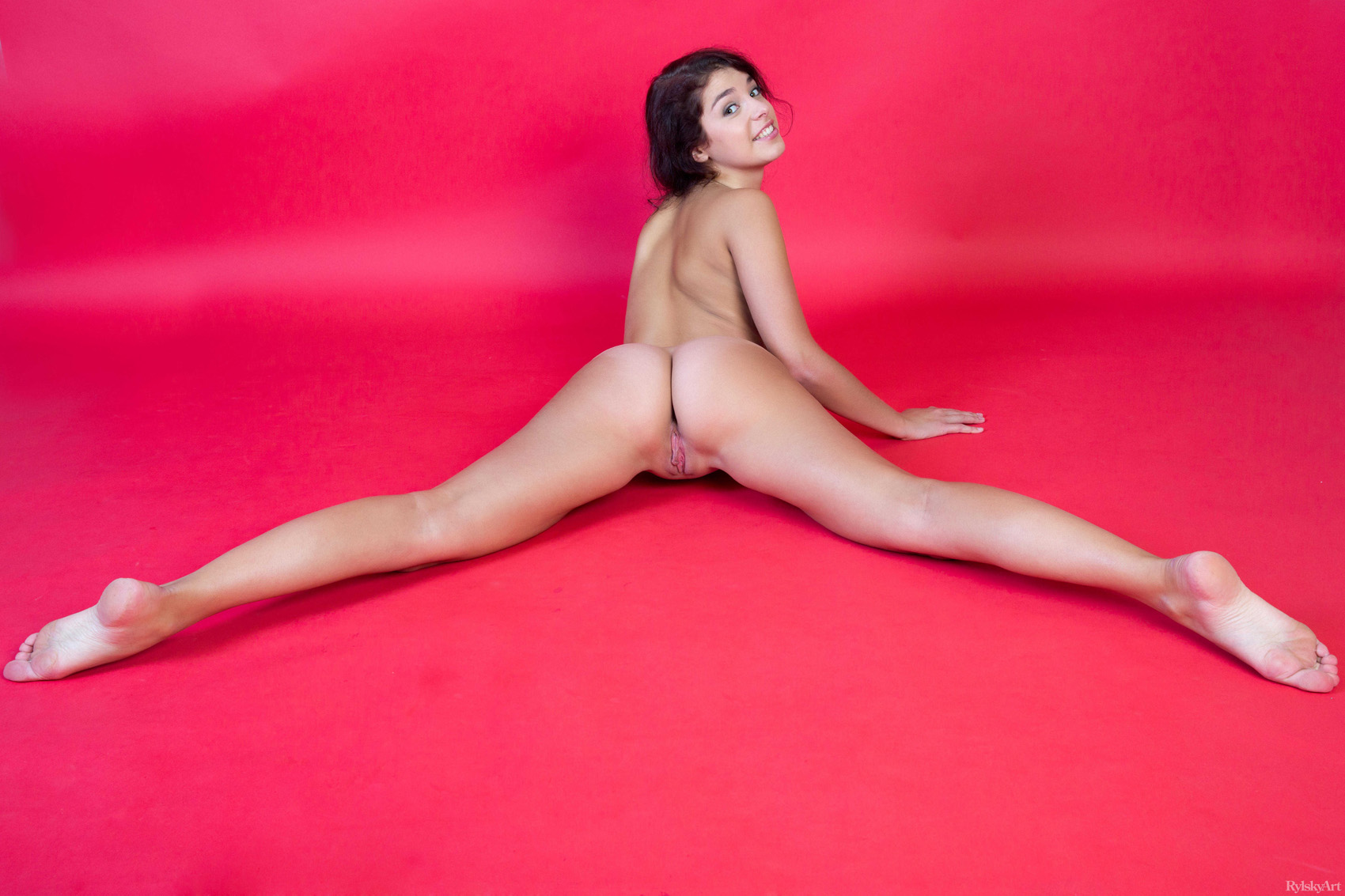 Model evita lima nude
