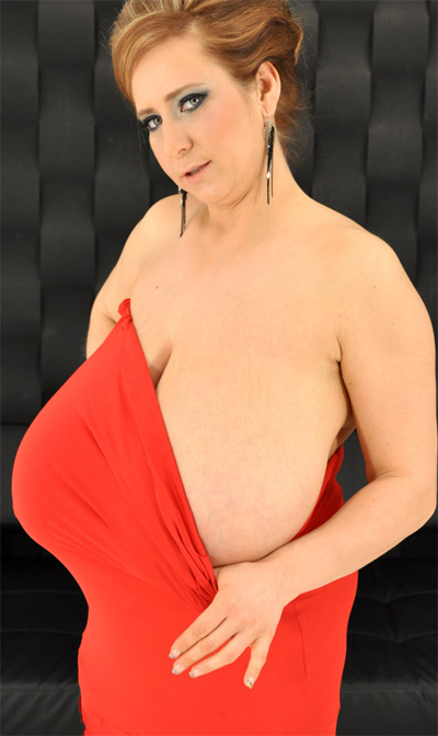 Abbi Secraa Red Dress