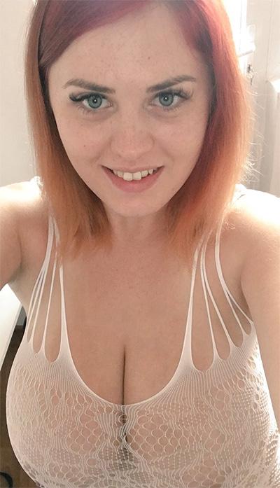Alexsis Faye Fishnet Bodysuit