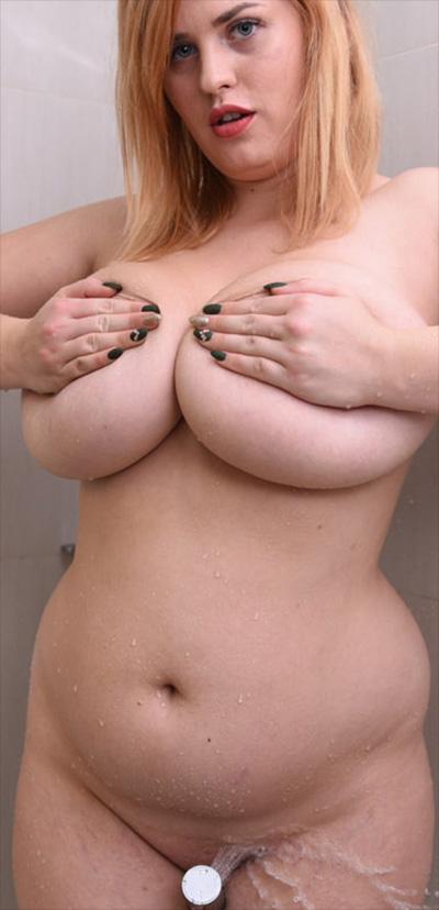 Alexsis Faye Steamy Shower