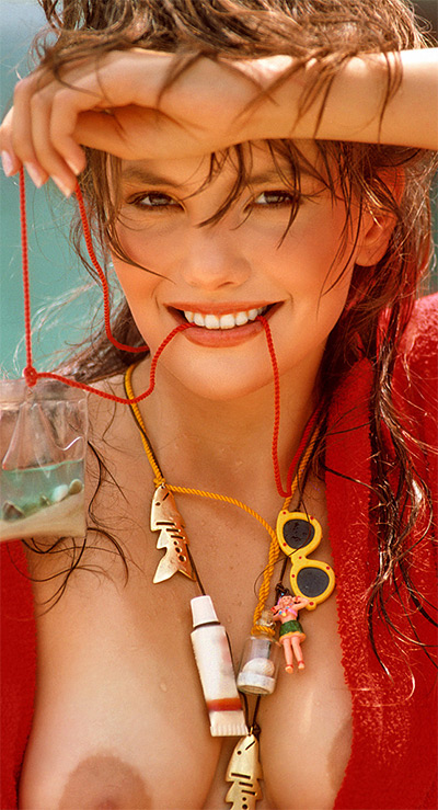 Anna Clark Playboy Playmate