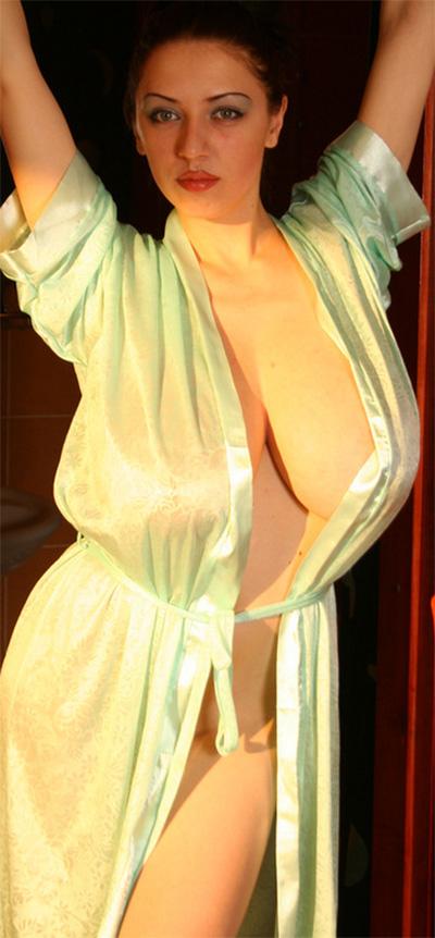 Anya Zenkova Bubble Bath Divine Breasts