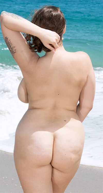 Nude Beach Boobs