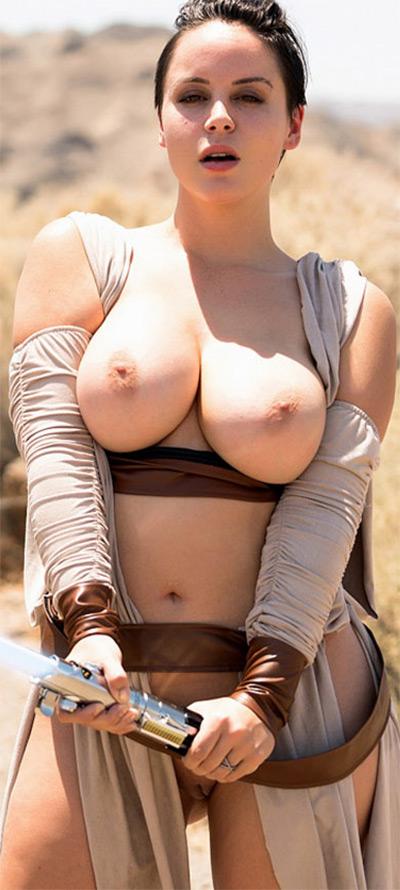 Bryci Star Wars Cosplay Curves