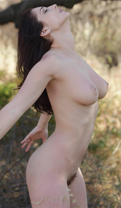 Amateur nude camping