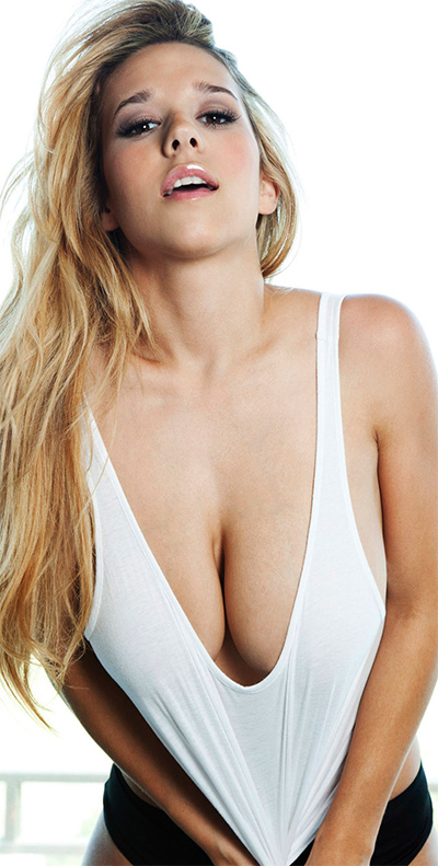 Carlye Denise Blonde Temptress Playmate