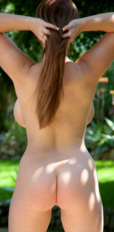 Charley Green Naked Tree Hugger Busty Brits