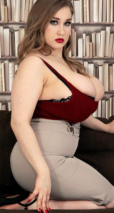 Cheryl Blossom Busty Librarian Scoreland