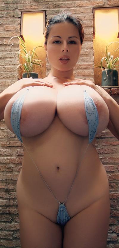 Chloe Vevrier Monokini