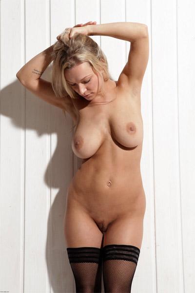 patty naked at nudity resort