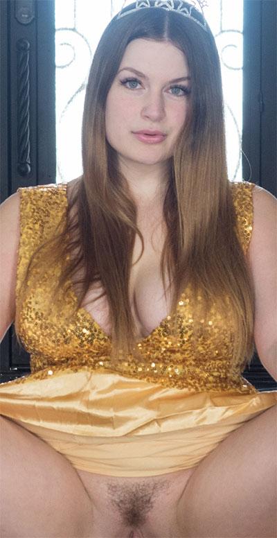 Danielle FTV Glitter and Gold