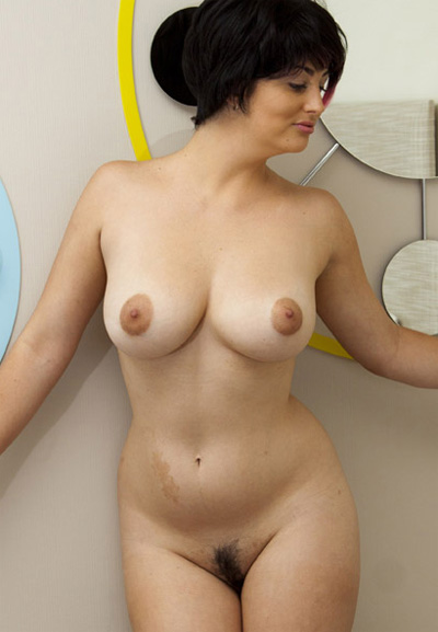 Eden Mirror Nude Muse
