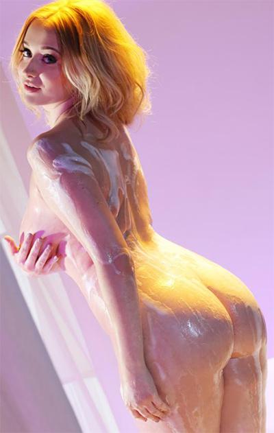 Emma Rachael Slippery When Wet for Spinchix