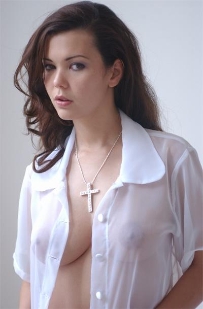 Eugenia Cherries Erotic Beauty
