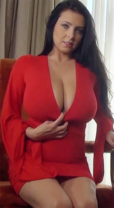 Ewa Sonnet Red Dress Seduction