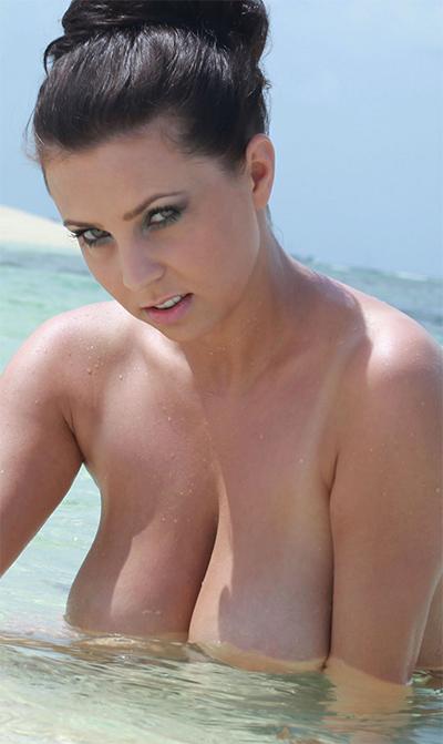 Ewa Sonnet Nude Ocean