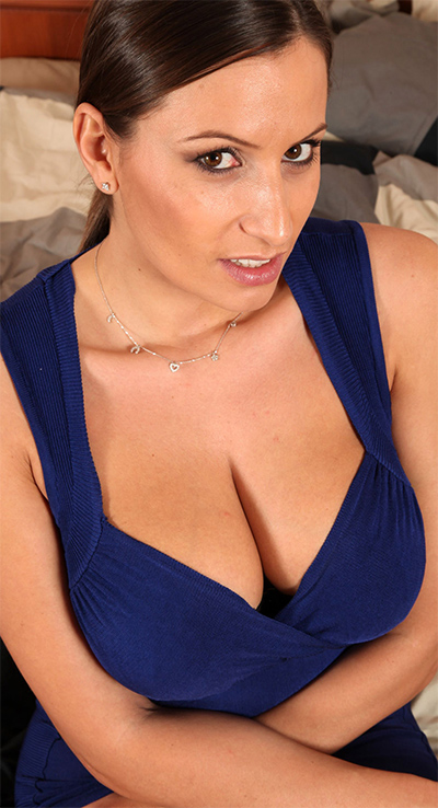Sensual Jane Blue Dress Curves for XX-Cel