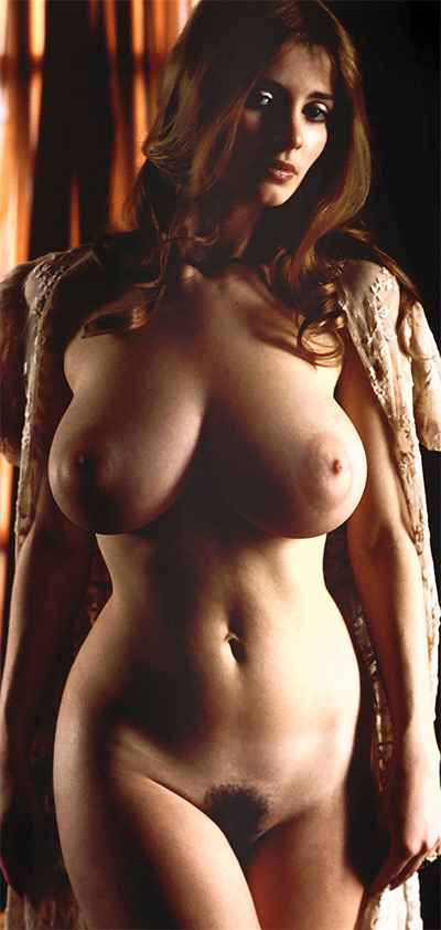 busty nude playboy