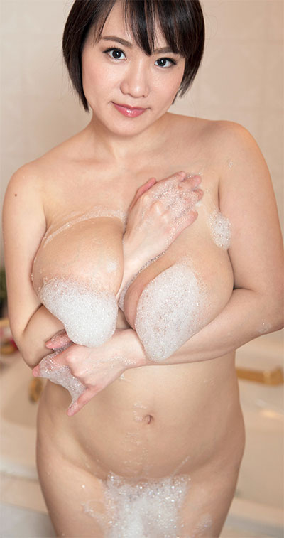 Kaho Shibuya Big Boobs and Tiny Bubbles Scoreland