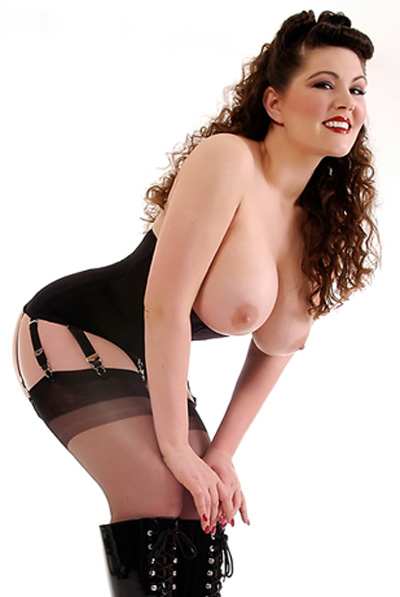 Kate Donovan Kinky Pinup for Donovans Darlings