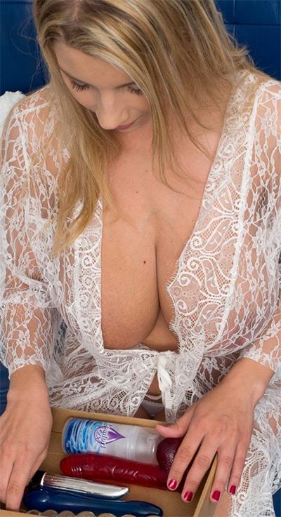 Katerina Hartlova Lingerie and Toys Erotica
