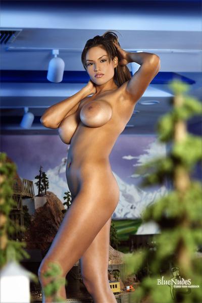 Kristi Curiali Blue Nudes