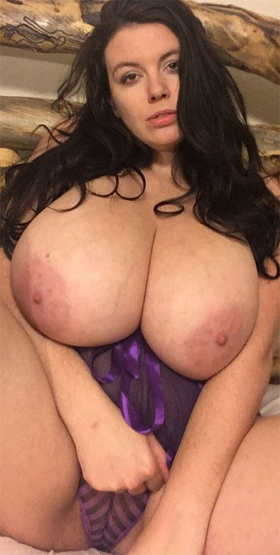Lovely Lilith Massive Bedroom Boobs
