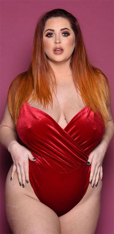 Lucy Vixen Bodysuit Nothing But Curves