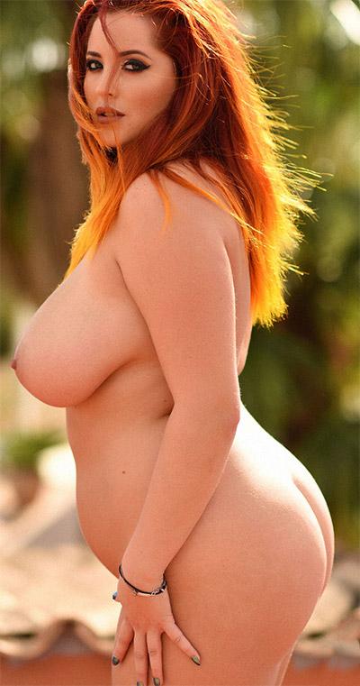 Lucy Vixen Denim Nudes