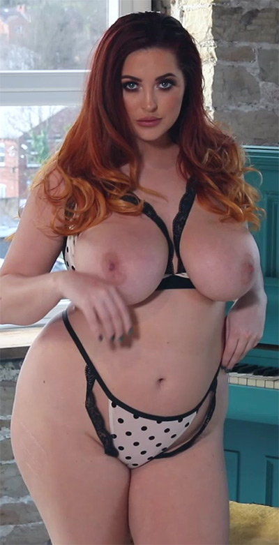 Lucy Vixen Hypnotic Video Nothing But Curves