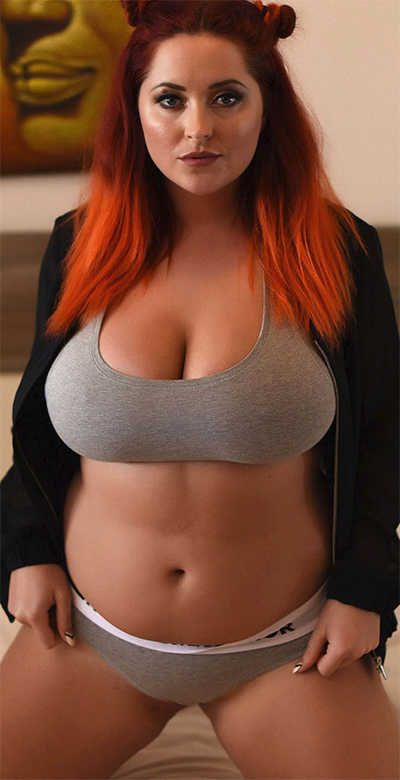 Thick busty redhead twins girls