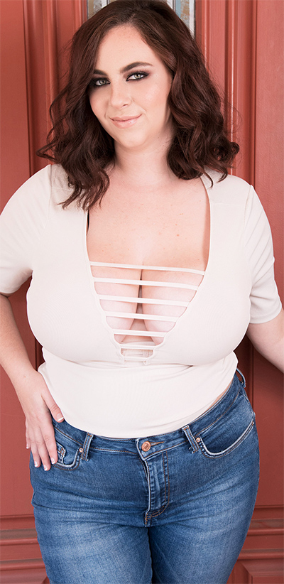 Milly Marks Bra Tryout Exhibitionist for Scoreland
