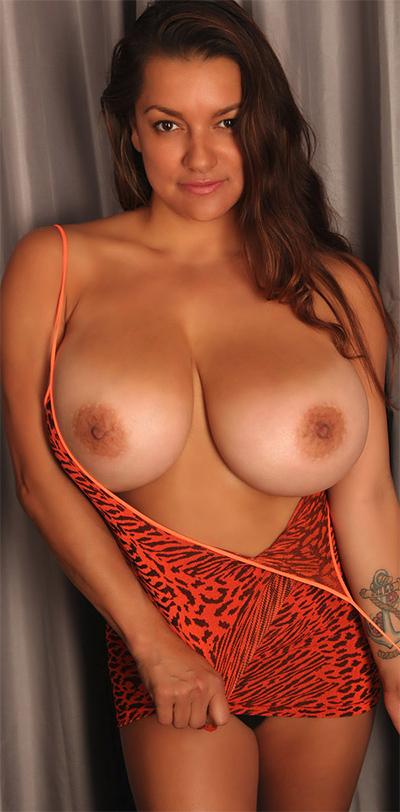 Monica Mendez Sexy Halloween 2016