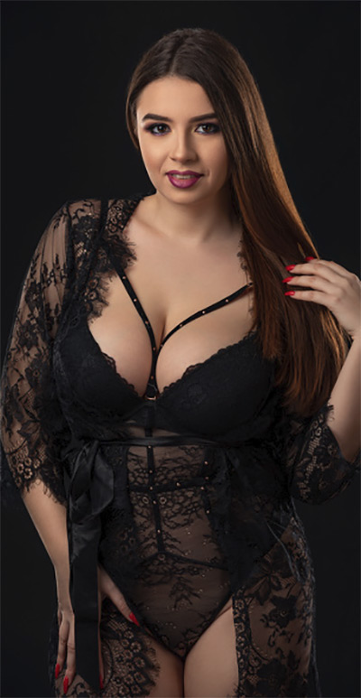 Nathaniela Romanian Webcam Model
