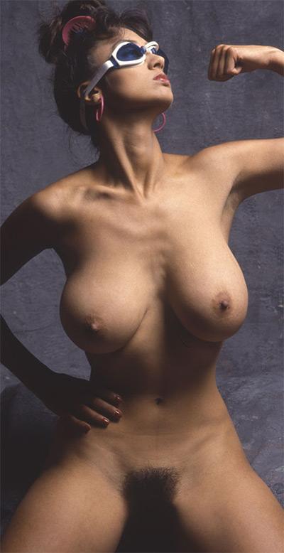 Natalie Nude Art Morey Studio