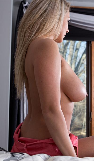 Nikki Sims Pink Slip Lingerie
